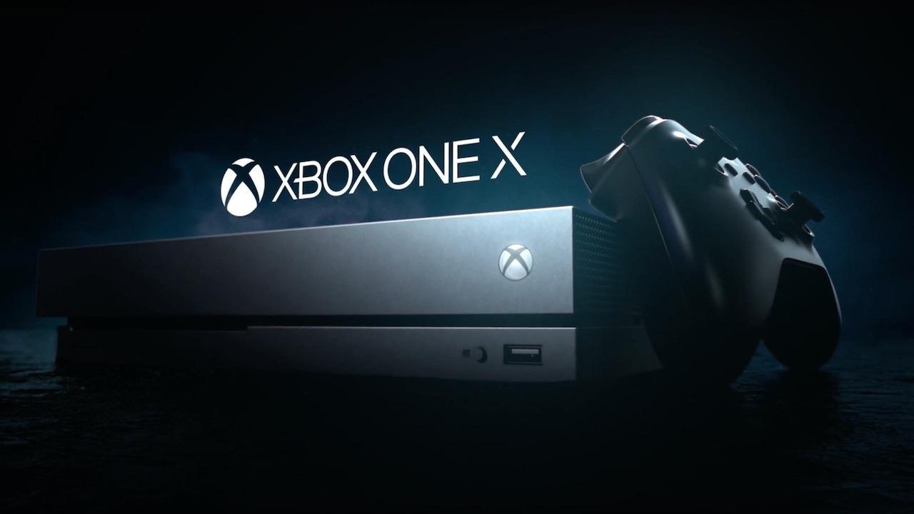 Xbox One X Spot