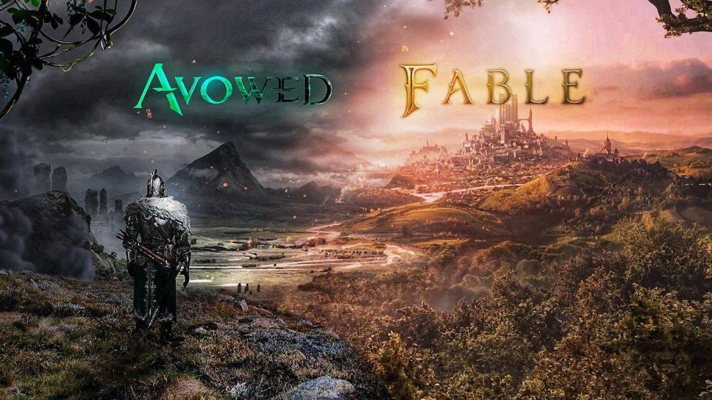 AVOWED FABLE Inxile