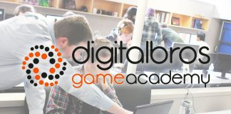 digital bros game academy wallpaper