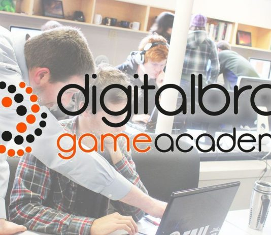 digital bros game academy wallpaper