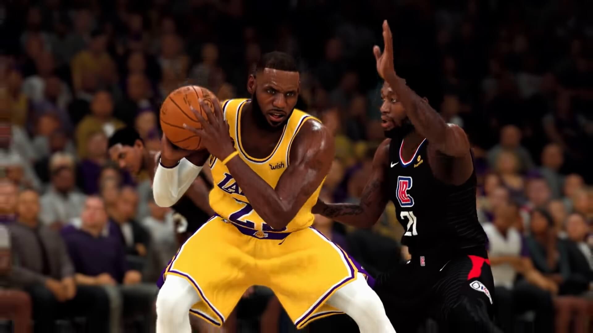 NBA 2K21 PS4 Pro Recensione