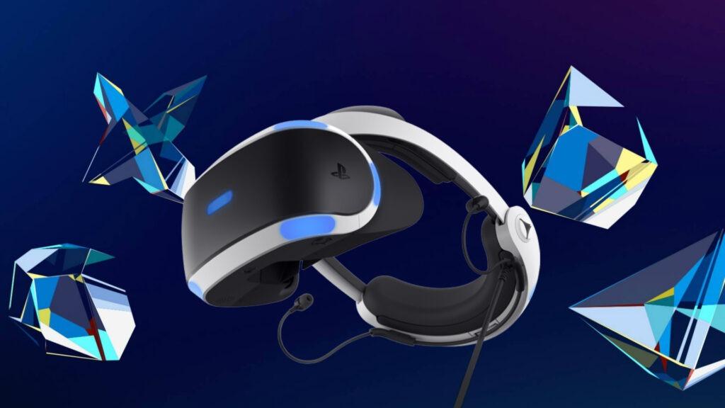 PS VR-PlayStation VR
