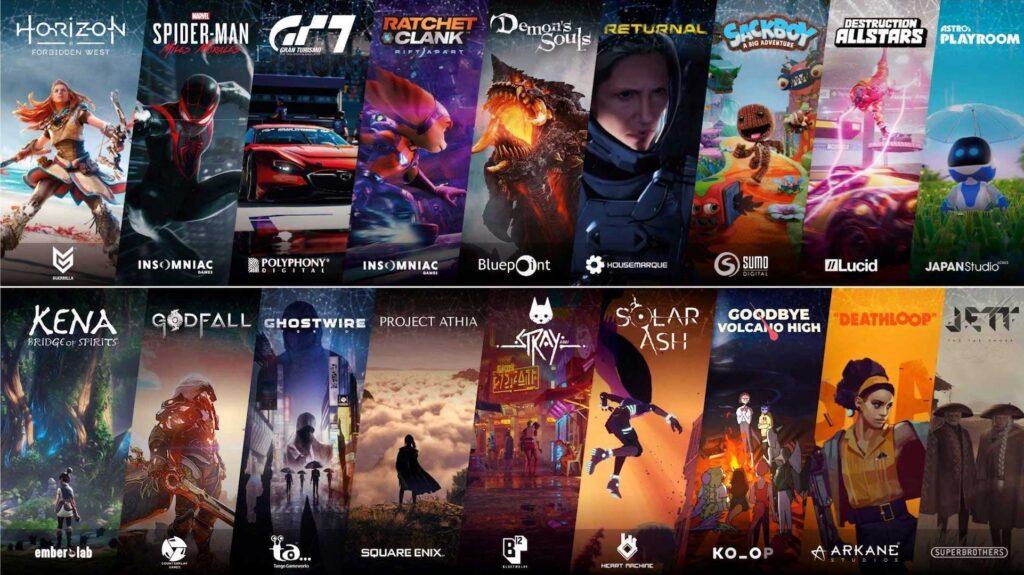 PlayStation 5-Giochi-2021
