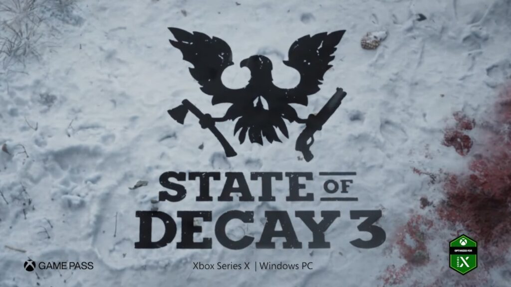State of Decay 3-Undead Labs