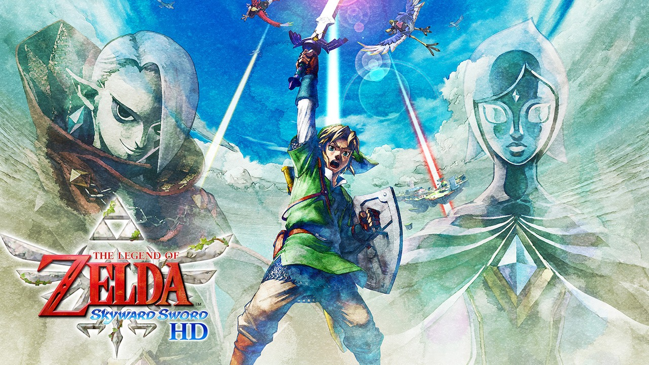 The Legend of Zelda Skyward Sword H