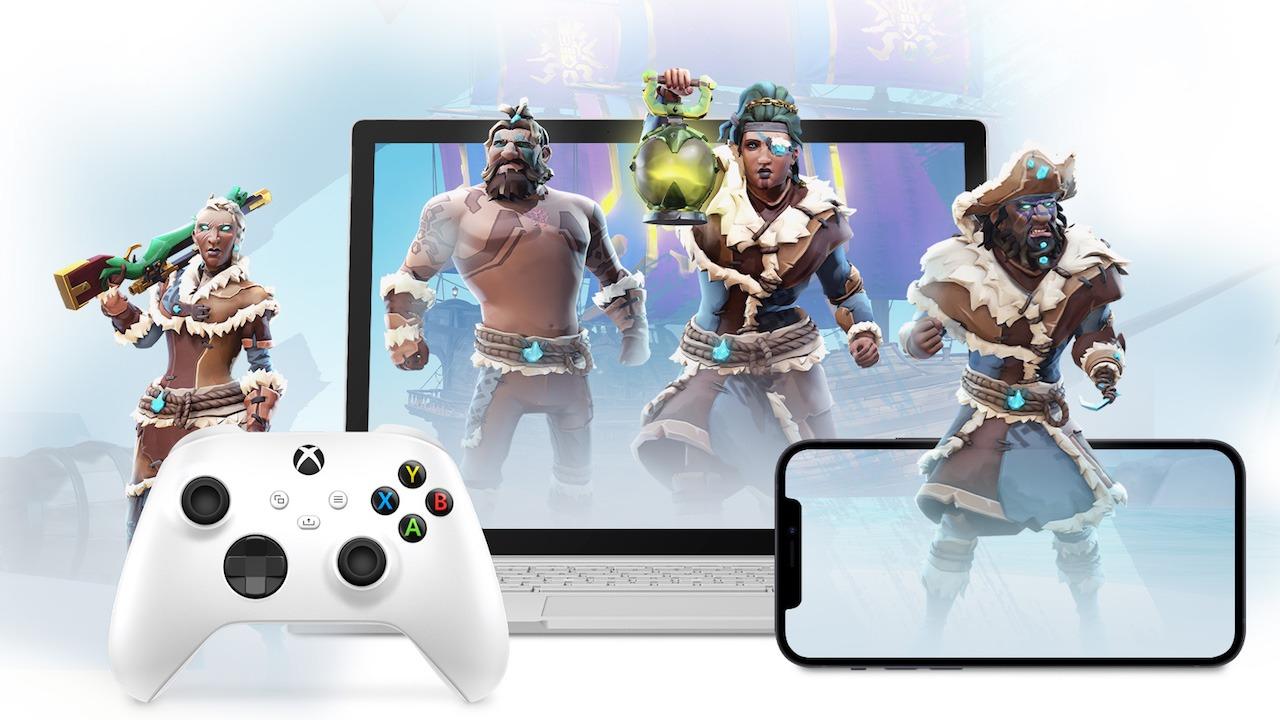 Xbox Gaming Cloud