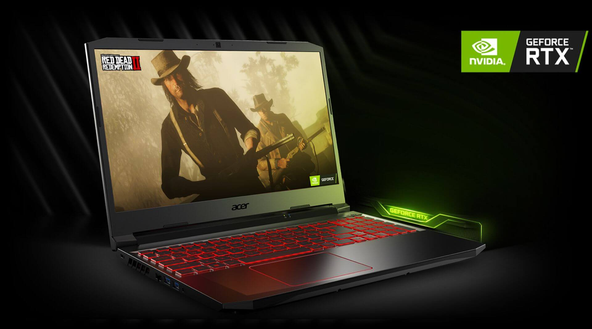 Red Dead Redemption 2 Acer Nitro 5 recensione