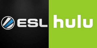 esl hulu partnership wallpaper