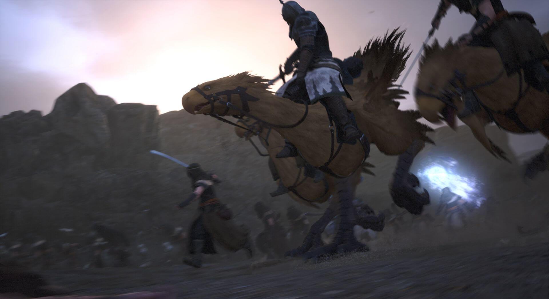 Chocobo Final Fantasy XVI anteprima