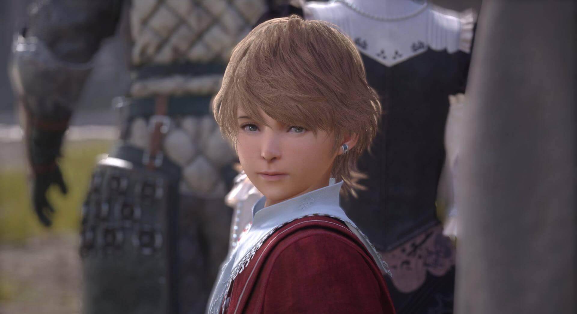 Joshua Final Fantasy XVI anteprima