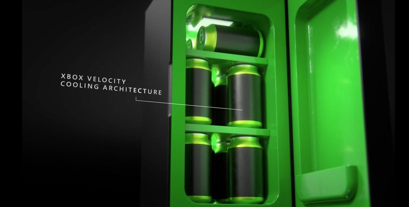 mini frigo xbox
