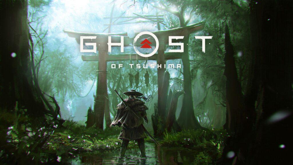 Ghost Of Tsushima Playstation
