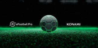 konami efootball pro wallpaper
