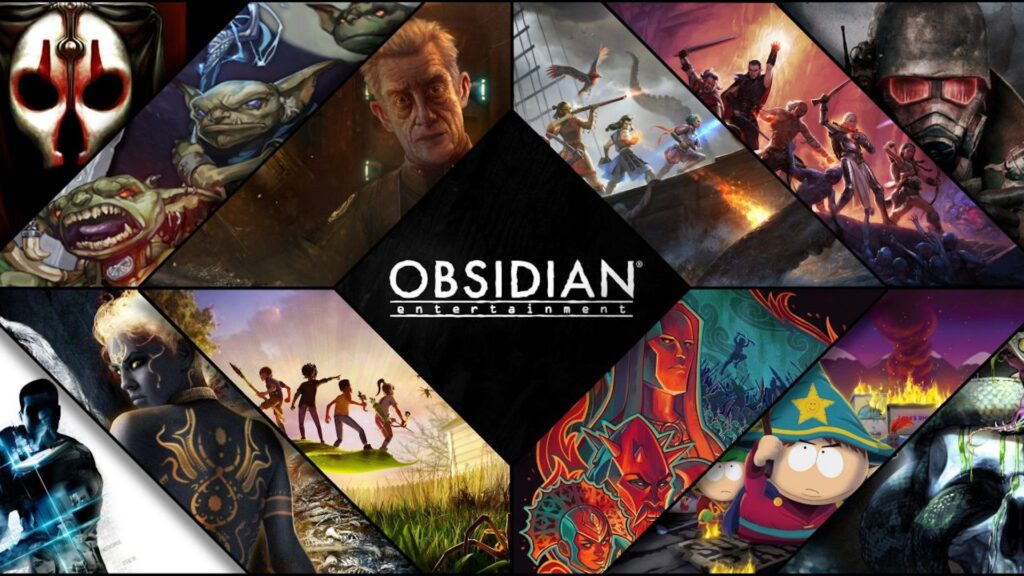 obsidian game