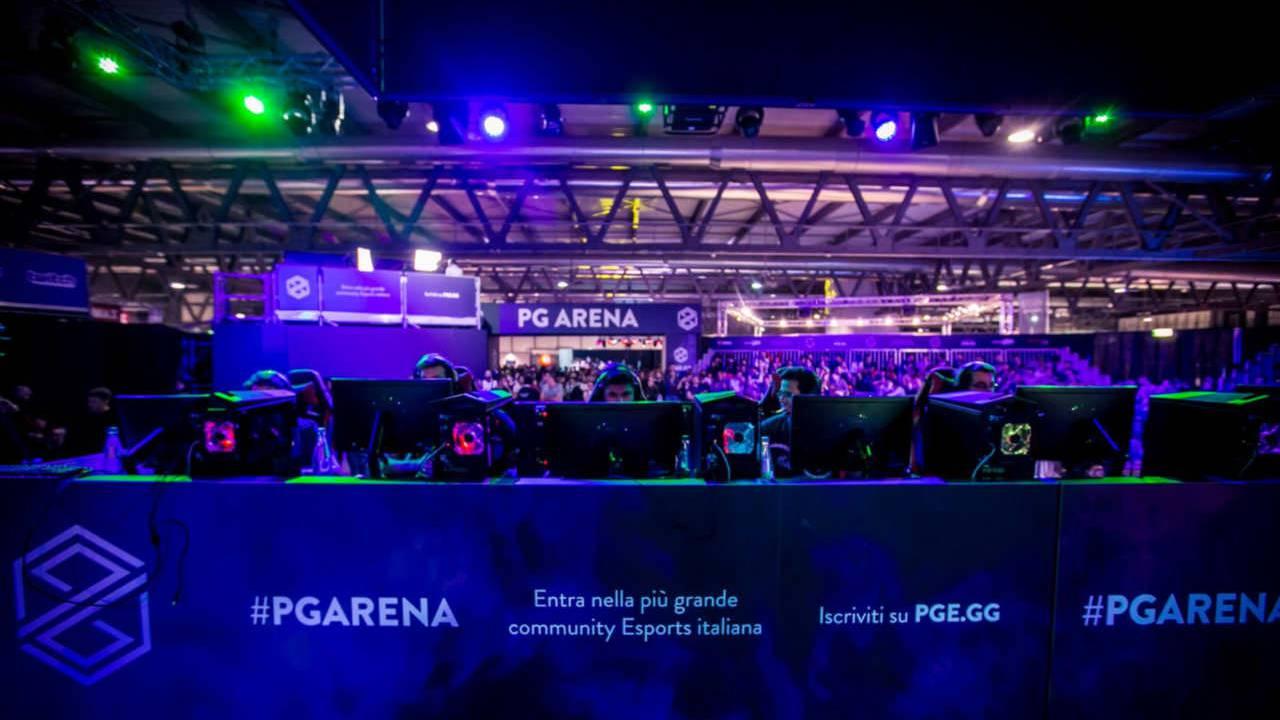 milan games week 2017 pgarena wallpaper