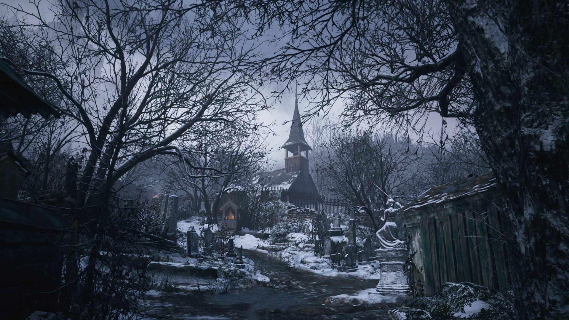 Resident Evil Village anteprima