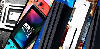 console nintendo playstation xbox