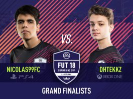 fifa 18 ultimate team champions cup nicolas99fc vs dhtekkz