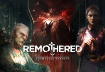 remothered tormented fathers artwork