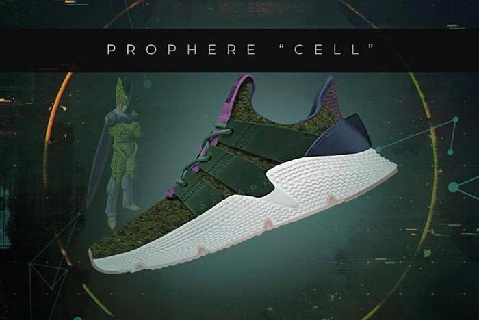 Dragon Sneakers Ha Fighterz Di Ball Una Presentato Adidas Linea rvqPO