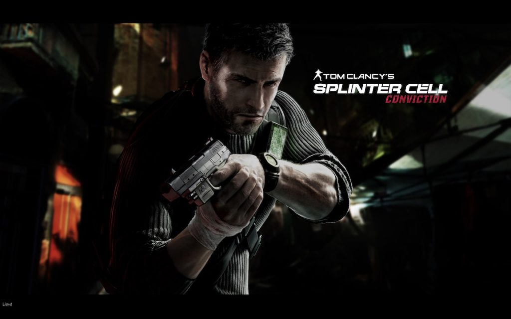 Tom Clancy's Splinter Cell Conviction Ubisoft