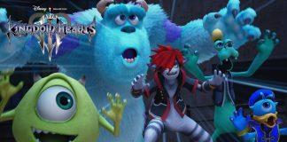 kingdom hearts iii monsters & co trailer