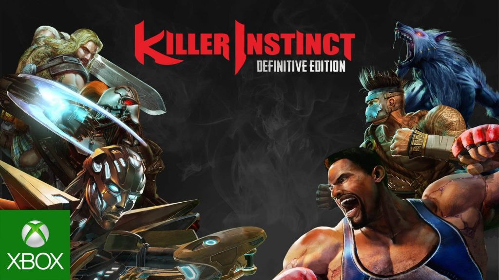 Killer Instinct Definitive Edition copertina1