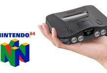N64-classic Mini