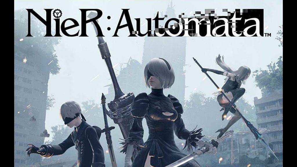 Nier: Automata Become As Gods edition Yoko Taro
