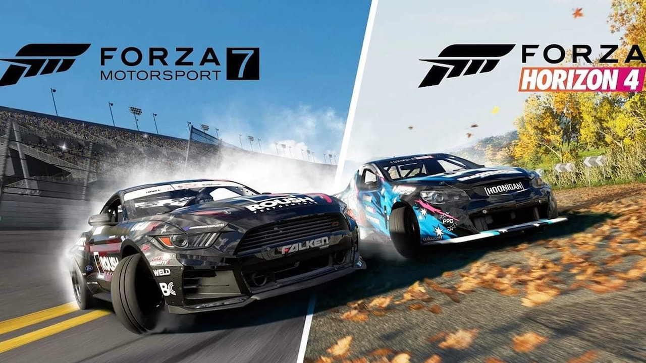 Forza Motorsport 7 e Horizon 4: Disponibili i changelog dell'update