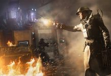 Call of Duty: WWII-Shadow War