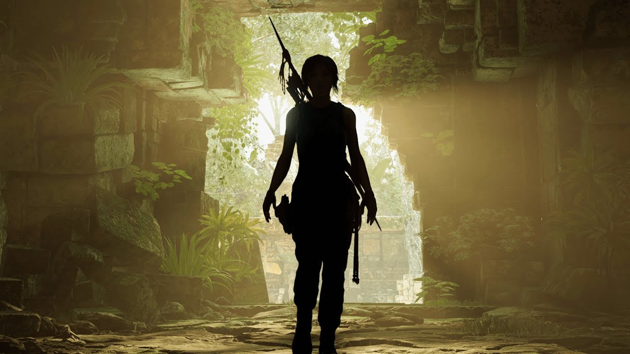 Shadow Of The Tomb Raider Arriva La Prevedibile Nude Mod-9713