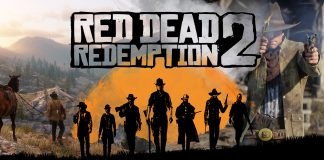 red dead redemption 2 wall