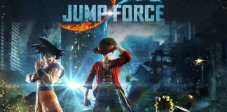 jump force wall