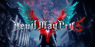 devil may cry 5 wall!
