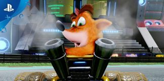 Crash Team Racing Nitro + Fueled