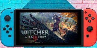 nintendo-switch the witcher 3