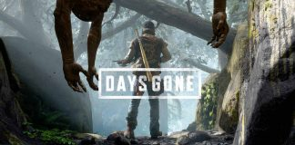 days gone wall