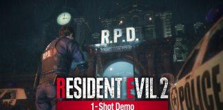 resident evil demo