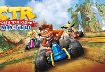crash team racing wallpaper