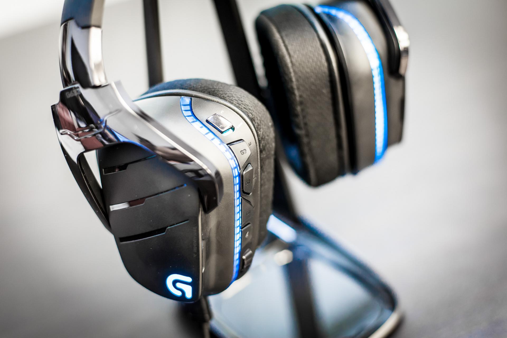 La nuova frontiera dell audio di qualità  Logitech G presenta la nuova  linea di cuffie gaming 2755fc92090c