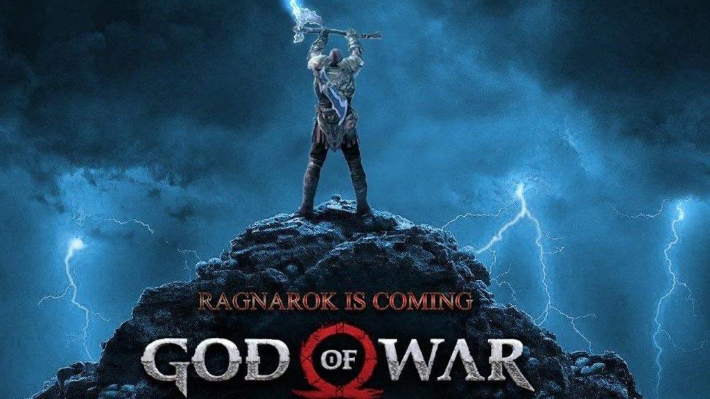 God-of-War: ragnarok