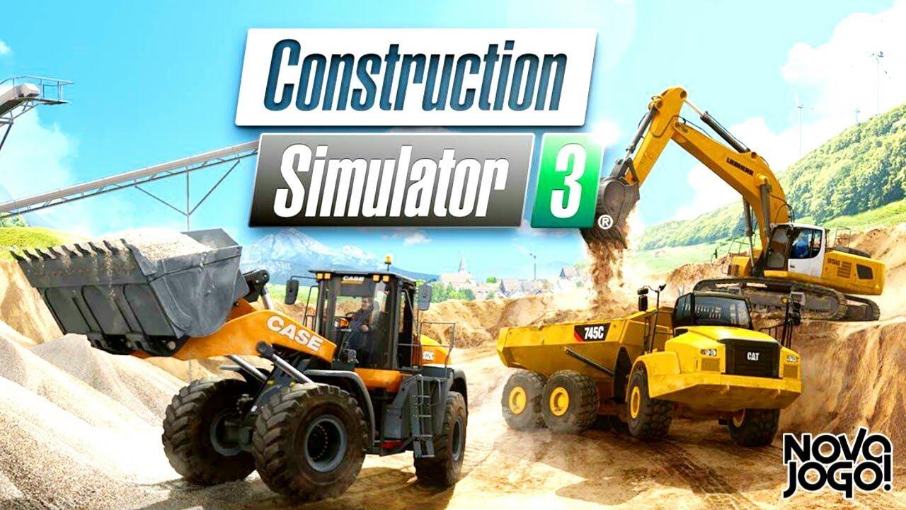 Construction Simulator 3: rivelate alcune novità presenti