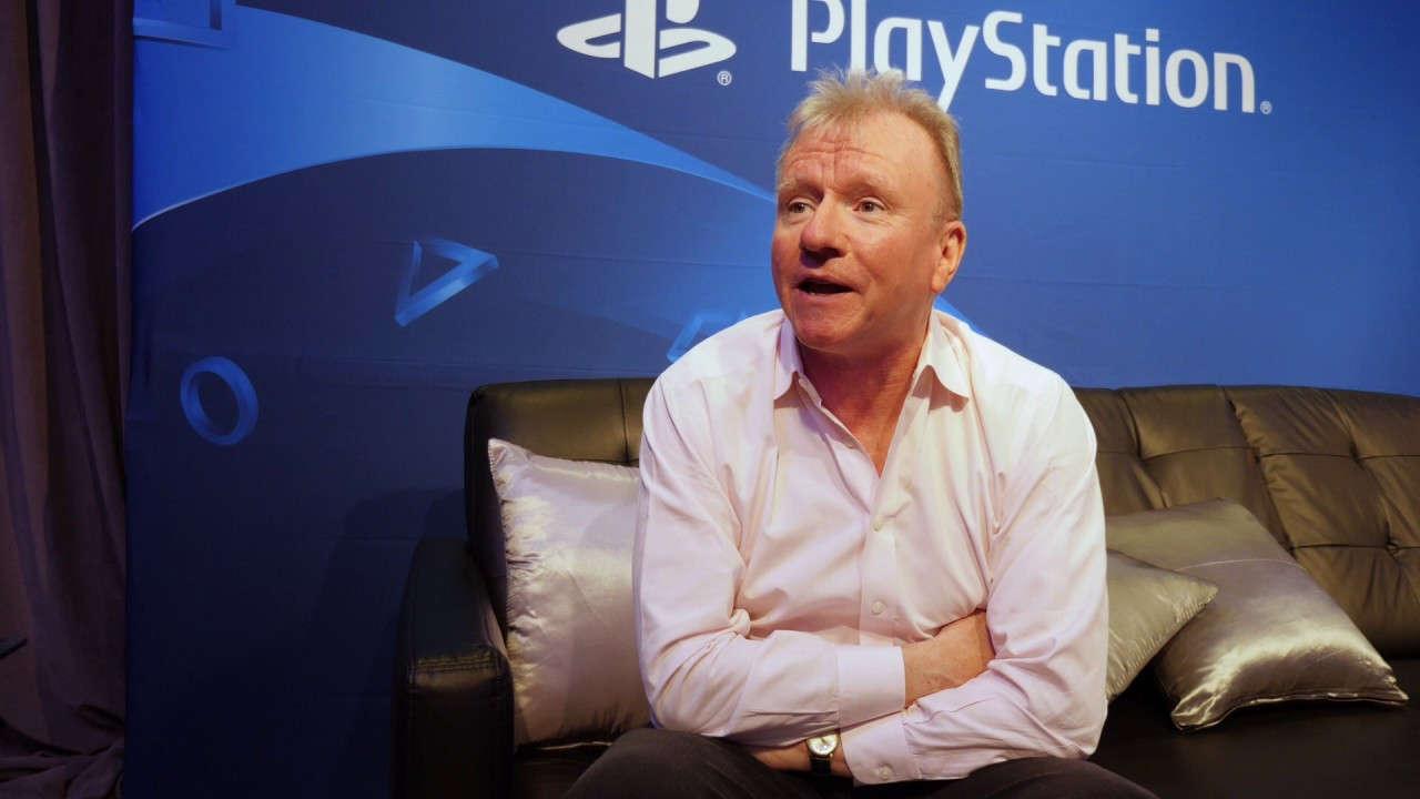 Jim-Ryan PlayStation