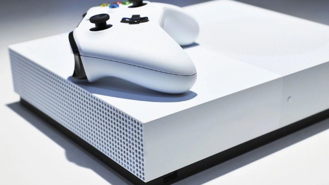 Xbox One S All-Digital Edition digitale