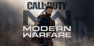 modern warfare wall
