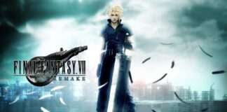 final fantasy VII Remake wall_1