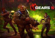 gears 5 escape wall