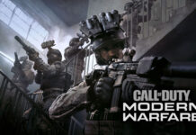 Modern Warfare WALL Game-experience.it