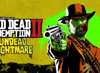 Red Dead Redemption 2-RDR Undead Nightmare